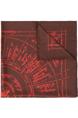 Hermès Damen Schals - Pre-owned Schal mit Print