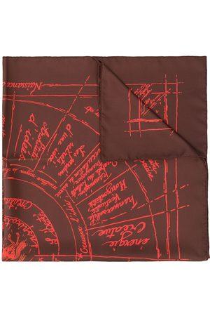 Hermès Pre-owned Schal mit Print