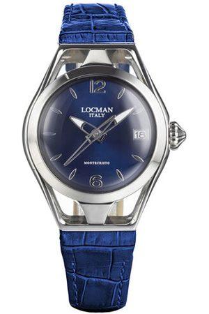 Locman Italy Damenuhr Montecristo Lady blau Ref. 0526