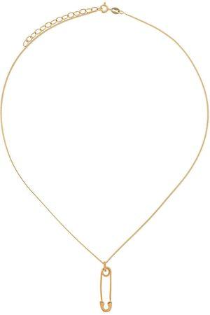 TRUE ROCKS Herren Halsketten - Halskette mit Sicherheitsnadel-Anhänger