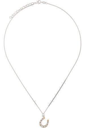 True Rocks Halskette mit Hufeisen-Anhänger