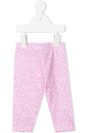 MONNALISA Baby Leggings & Treggings - Hose mit Leoparden-Print