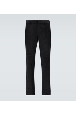 CARUSO Hose aus Baumwollcord