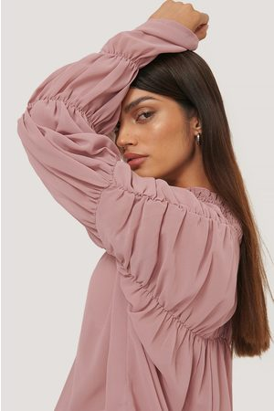 Rut & Circle Bluse - Pink