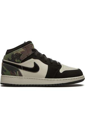 Nike TEEN 'Air Jordan 1 Mid' Sneakers