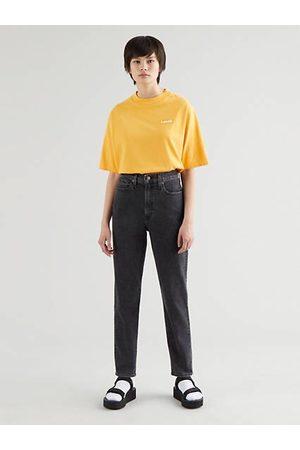 Levi's Damen Baggy & Boyfriend - High Waisted Mom Jeans - Neutral / Neutral