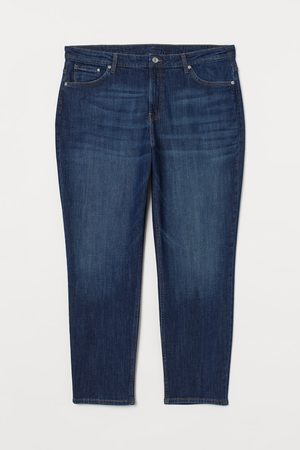 H&M Girlfriend Regular Jeans