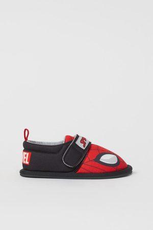 H&M Jungen Flip Flops - Hausschuhe aus Jersey
