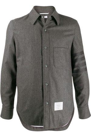 Thom Browne Hemdjacke mit Streifen