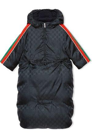 Gucci Daunenjacke mit GG-Muster