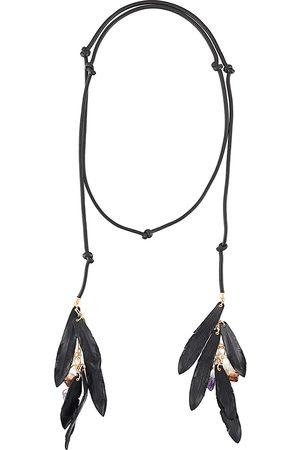 Dsquared2 Halskette mit Kristallen