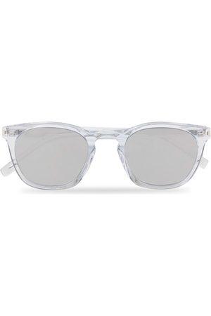 Saint Laurent SL 28 Sunglasses Crystal