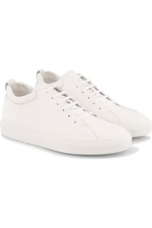 C.QP Tarmac Sneaker All White Leather