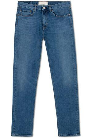 Jeanerica Herren Tapered - TM005 Tapered Jeans Mid Vintage
