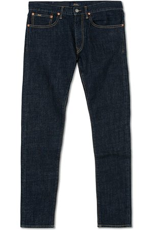 Polo Ralph Lauren Herren Slim - Sullivan Slim Fit Rins Stretch Jeans Dark Blue
