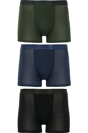 CDLP 3-Pack Boxer Briefs Black/Army Green/Navy