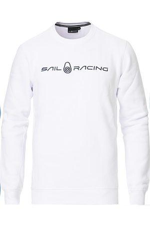 Sail Racing Bowman Crew Neck Sweater White
