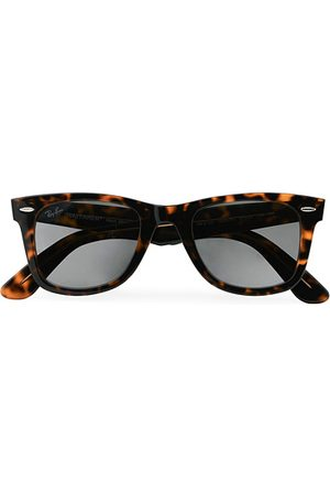 Ray-Ban 0RB2140 Wayfarer Sunglasses Havana