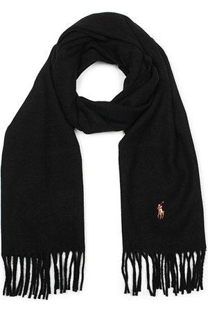 Polo Ralph Lauren Herren Schals - Signatur Wool Scarf Black