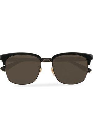 Gucci GG0382S Sunglasses Black/Grey
