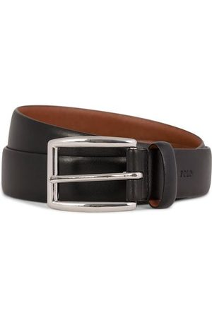 Polo Ralph Lauren Cowhide Belt 3 cm Black