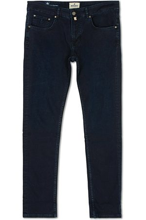 Morris Steve Satin Stretch Jeans Dark Wash