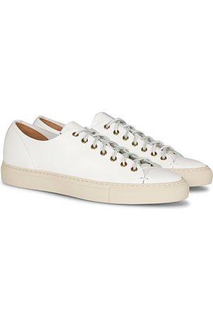 Buttero Sneaker White Calf