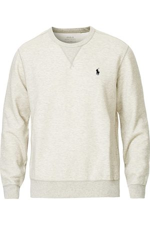 Polo Ralph Lauren Tech Crew Neck Sweatshirt Light Sport Heather