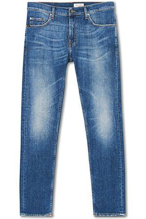 Tiger of Sweden Herren Stretch - Pistolero Stretch Organic Cotton Son Jeans Mid Blue