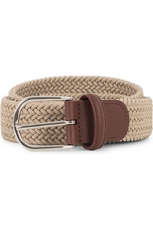 Anderson's Stretch Woven 3,5 cm Belt