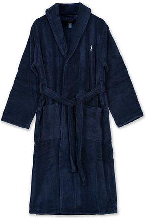 Polo Ralph Lauren Shawl Robe Navy