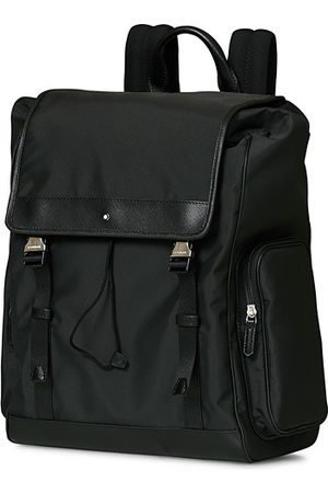 Mont Blanc Sartorial Jet Backpack Medium Black