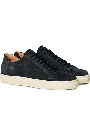 Sweyd 054 Sneakers Seppia Blue Suede