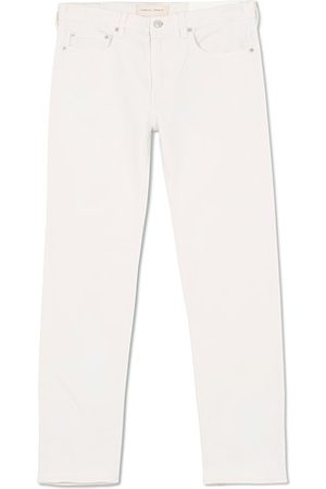 Jeanerica Herren Tapered - TM005 Tapered Jeans Natural White