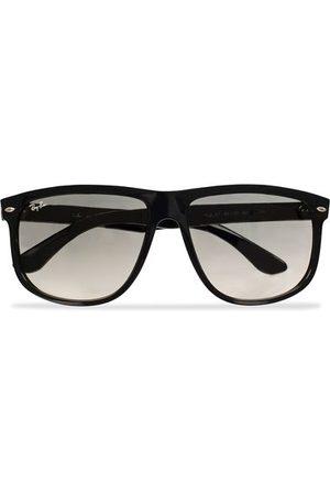 Ray-Ban RB4147 Sunglasses Black/Chrystal Grey Gradient