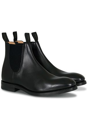 Loake Chatsworth Chelsea Boot Black Calf