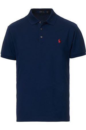 Polo Ralph Lauren Slim Fit Stretch Polo Navy