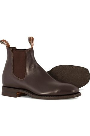 R.M.Williams Herren Stiefel - Blaxland G Boot Yearling Chestnut