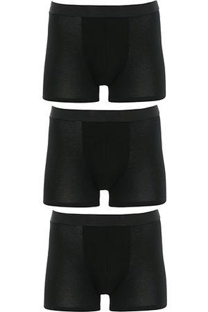 CDLP Herren Boxershorts - 3-Pack Boxer Brief Black