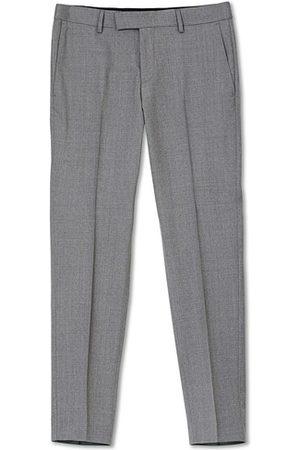 Tiger of Sweden Herren Hosen & Jeans - Tordon Wool Suit Trousers Grey