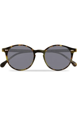 TBD Eyewear Cran Sunglasses Green Tortoise
