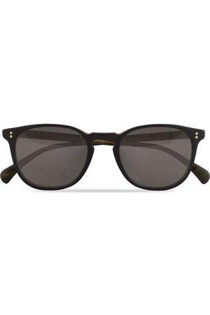 Oliver Peoples Herren Sonnenbrillen - Finley ESQ Sunglasses Matte Black/Moss Tortoise