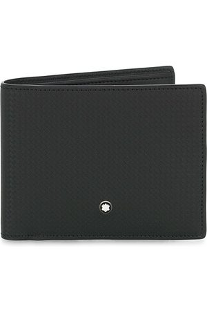 Mont Blanc Extreme 2.0 Wallet 6cc Carbon Leather Black