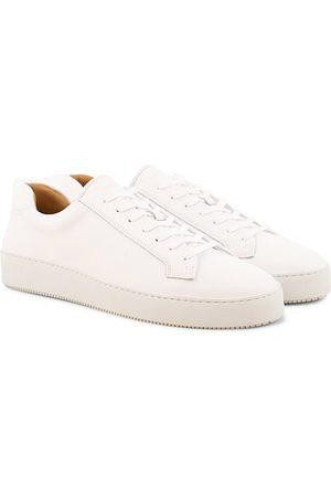 Tiger of Sweden Salas Leather Sneaker White
