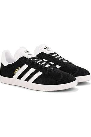 adidas Gazelle Nubuck Sneaker Black