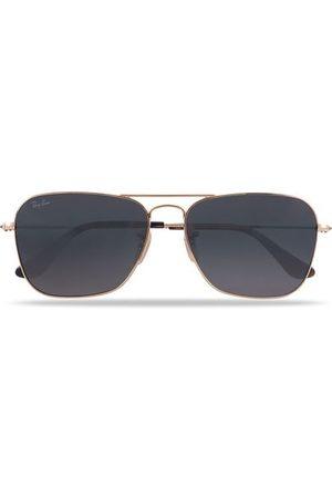 Ray-Ban 0RB3136 Caravan Sunglasses /Grey