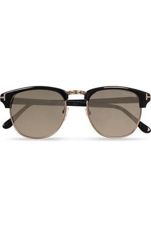 Tom Ford Henry FT0248 Sunglasses Black/Grey