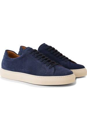 Sweyd Herren Sneakers - Sneaker Mezzanotte Suede