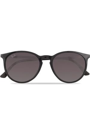 Ray-Ban 0RB4274 Round Sunglasses Black