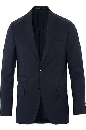 Morris Prestige Suit Jacket Navy
